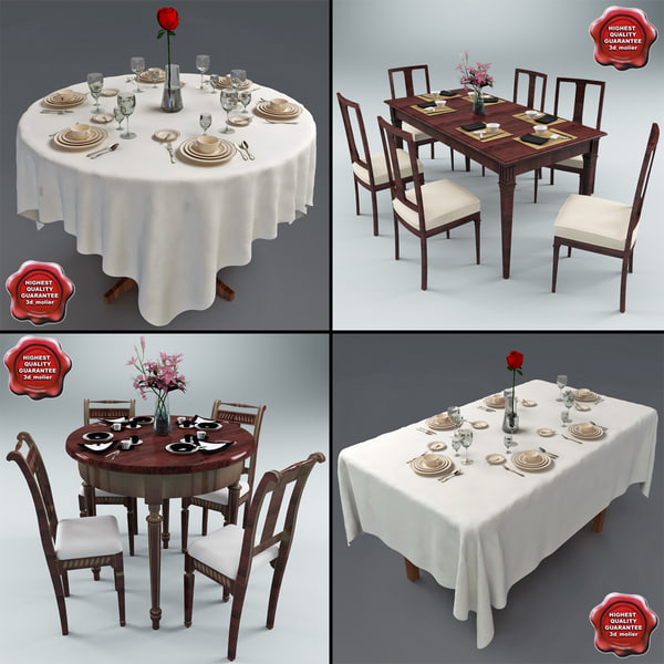 Served Tables Collection
