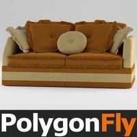 sofa 22 3d max