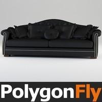 3d model of sofa 23