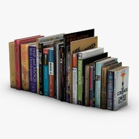 Textured Books Collection 1