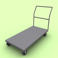 obj bulk utility cart