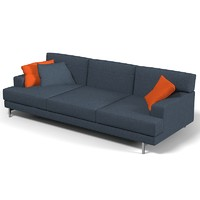 Molteni Hug Sofa Modern Contemporary