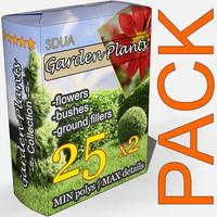 plant normal games 3d c4d