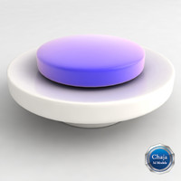 soap dish 3d 3ds