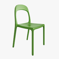 3d model ikea urban chair