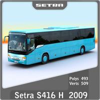 2009 Setra S416 H