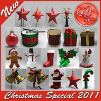 Christmas Decoration (Special price)