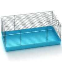 3d rodent cage