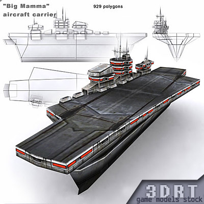 3d model naval 0 - 3DRT-Sci-Fi-Naval-collection-ver.1.0... by 3DRT