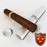 Habana Cigar Highpoly
