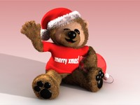 Teddy Bear Xmas