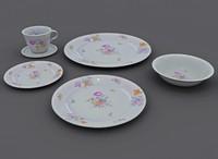 maya dinner plates
