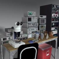 3d lab instrument