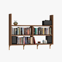 Shelf for books
