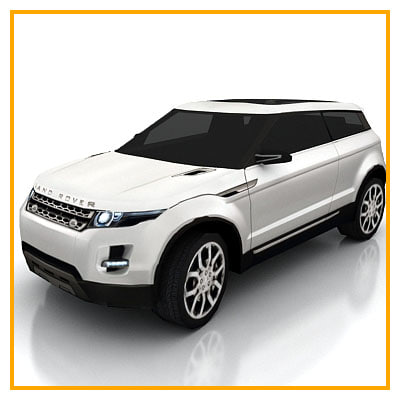 Land Rover LRX Evoque