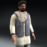 afghan arab rigged max