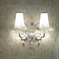 maya carlesso blanche sconce