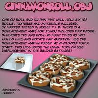maya cinnamonroll roll