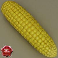 3d corn v3 model