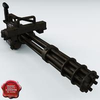 Minigun M134
