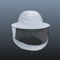 3d beekeeper mask model