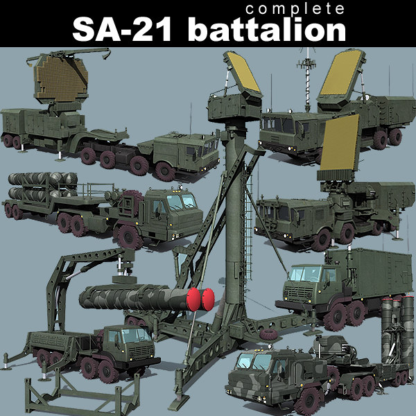 SA-21 battalion
