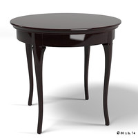 modern contemporary art deco round side end table coffee dining