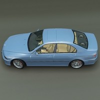 BMW M5 E39 *Rigged*