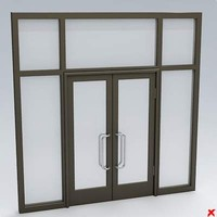 Door glass017.zip