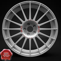 Auto Wheel Trim OZ Asfalto