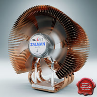 CPU Cooler Zalman