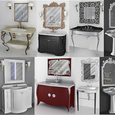 Lastest Classic Bathroom Furniture  Furniture  Versatile Bathrooms
