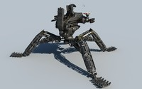 Anti Aircraft Mech