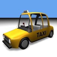 Toon Taxi
