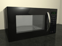3d microwave architecture model