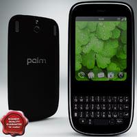 3d palm pixi