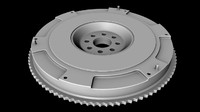 flywheel sport 3d model