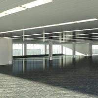 Airport Interior 2