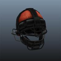 maya baseball catcher mask