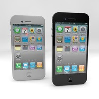maya apple iphone 4 black