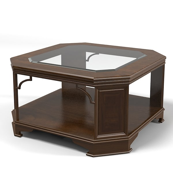 mart fran classic square traditional glass coffee cocktail table wooden.jpg