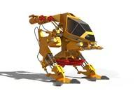 3dsmax robot