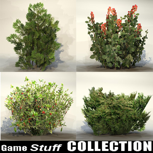 max bush pc ps3 - Collection_bush_03... by GameStuff