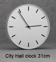 City Hall clock 31cm