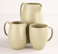 Modern Tableware (Wedgwood Vera Wang Natural Leaf Jug & Mug)