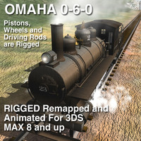 omaha 0-6-0 rigged update max