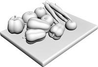 3d model of accessory