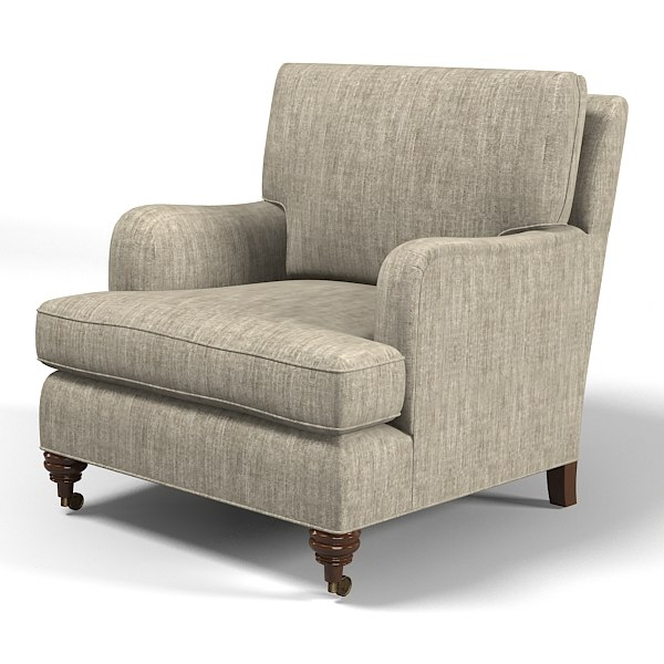 traditional armchair country classic rolling weels roling.jpg