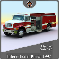 3d c4d 1997 international pierce