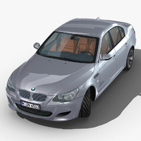 BMW M5 E60 *Rigged*